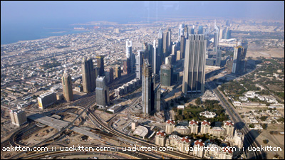 zayed road buildings